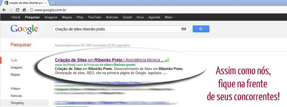 Otimização de sites em Ribeirão Preto